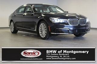 Used 2019 BMW 740i Sedan in Montgomery