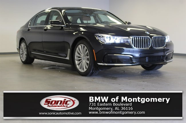 Used 2019 BMW 740i Sedan in Montgomery