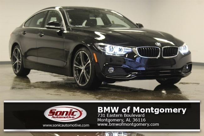 New 2019 BMW 430i 430i Gran Coupe in Montgomery, AL