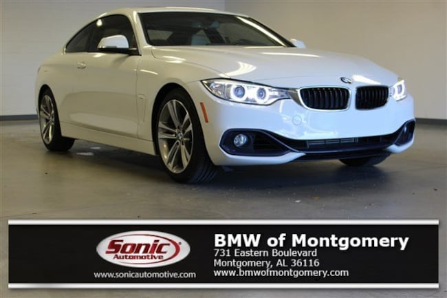 Used 2016 BMW 428i Coupe in Montgomery