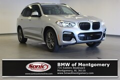New 2019 BMW X3 sDrive30i SAV for sale in Montgomery