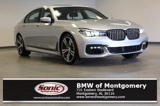 New 2019 BMW 740i Sedan in Montgomery