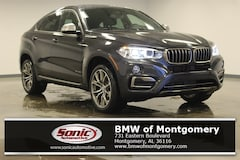 New 2019 BMW X6 sDrive35i SAV for sale in Montgomery