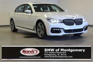 New 2019 BMW 740i 740i Sedan in Montgomery