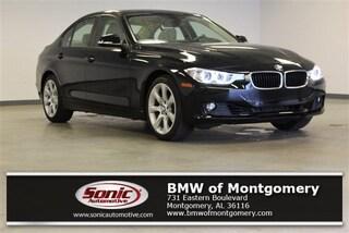 Certified 2015 BMW 328i Sedan in Montgomery