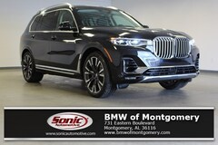 New 2019 BMW X7 xDrive40i SUV for sale in Montgomery