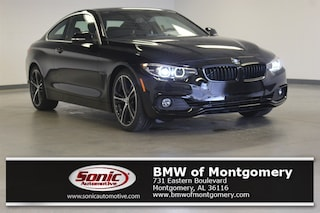 New 2019 BMW 430i Coupe in Montgomery