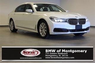 Certified 2019 BMW 740i Sedan in Montgomery