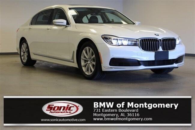 Certified Used 2019 BMW 740i Sedan in Montgomery