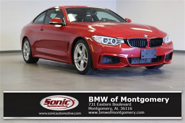 Used 2015 BMW 428i Coupe in Montgomery