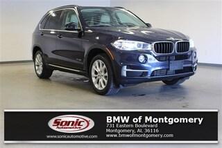 Used 2016 BMW X5 SAV in Montgomery