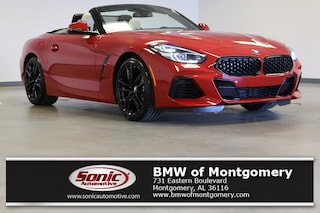 New 2019 BMW Z4 sDrive30i Convertible in Montgomery