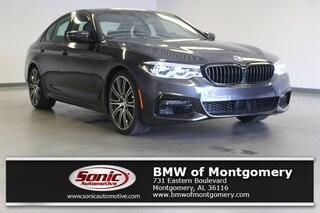 New 2019 BMW 540i Sedan in Montgomery