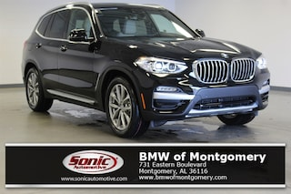 New 2019 BMW X3 sDrive30i SUV in Montgomery