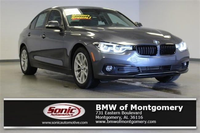 Used 2018 BMW 320i Sedan in Montgomery