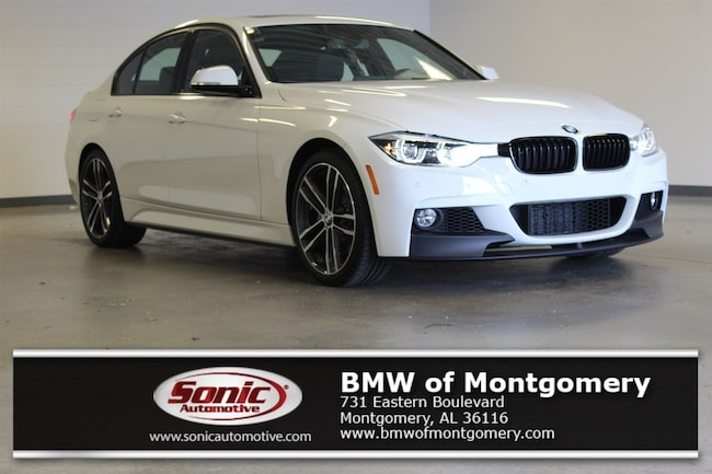 New 2018 BMW 340i Sedan in Montgomery, AL