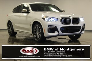 New 2019 BMW X4 M40i Sports Activity Coupe in Montgomery