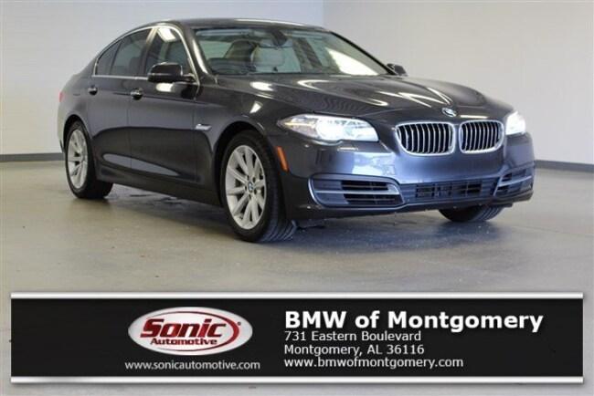 Used 2014 BMW 535i Sedan in Montgomery