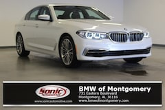 New 2019 BMW 540i 540i Sedan for sale in Montgomery