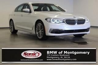New 2019 BMW 540i 540i Sedan in Montgomery