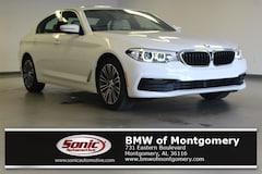 New 2019 BMW 530i Sedan for sale in Montgomery