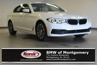 New 2019 BMW 530i Sedan in Montgomery