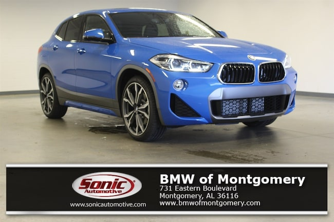 New 2018 BMW X2 sDrive28i Sports Activity Coupe in Montgomery, AL