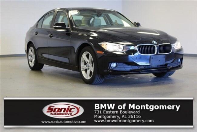 Used 2015 BMW 320i Sedan in Montgomery