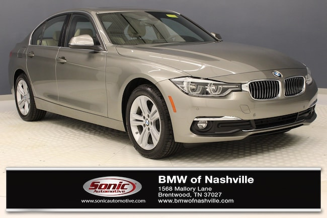 Certified Used 2018 BMW 328d Sedan in Nashville