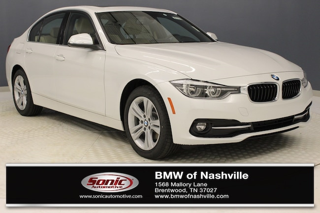 New 2018 BMW 328d xDrive Sedan for sale in Brentwood, TN