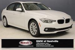 New 2018 BMW 320i Sedan in Nashville