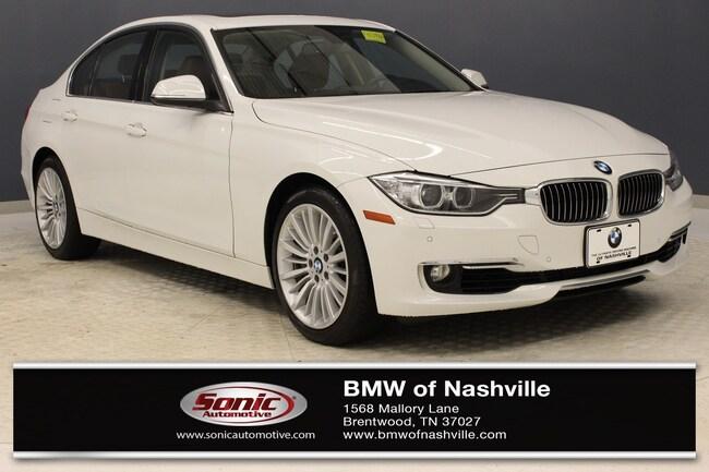 Certified Used 2015 BMW 335i Sedan in Nashville