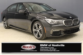 New 2019 BMW 740i xDrive Sedan for sale in Brentwood, TN