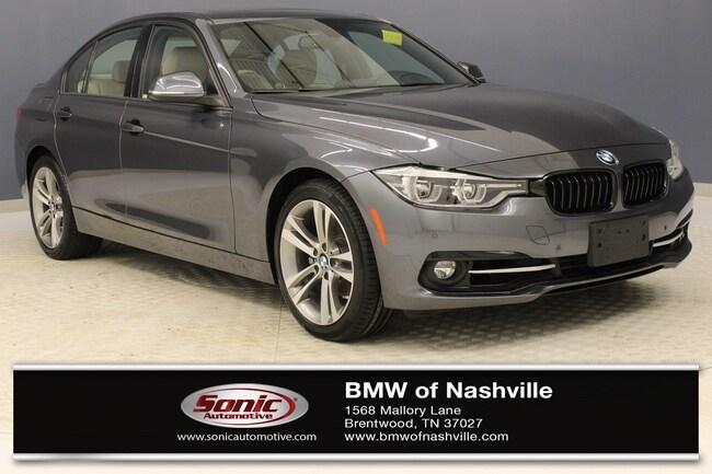 Certified Used 2016 BMW 328i Sedan in Nashville