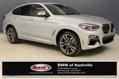 New 2019 BMW X4 M40i Sports Activity Coupe for sale in Brentwood, TN