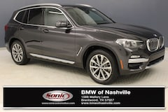 Used 2019 BMW X3 sDrive30i SAV in Nashville