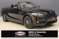 New 2019 BMW 230i Convertible for sale in Brentwood, TN