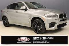 New 2019 BMW X6 M Sports Activity Coupe SAV for sale in Brentwood, TN