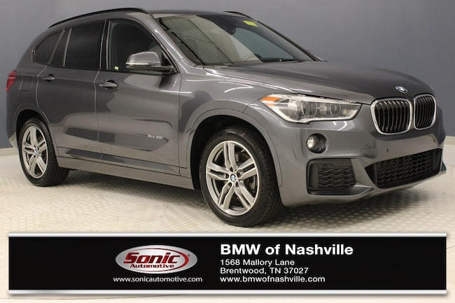 Certified Used 2016 BMW X1 SUV in Nashville