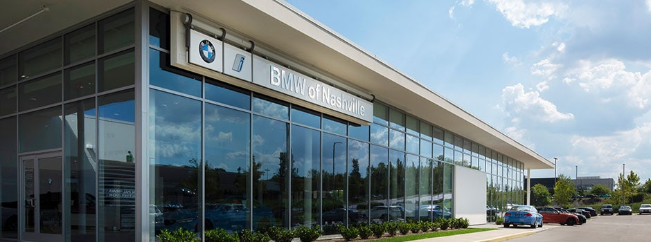 BMW Dealer Serving Brentwood, TN