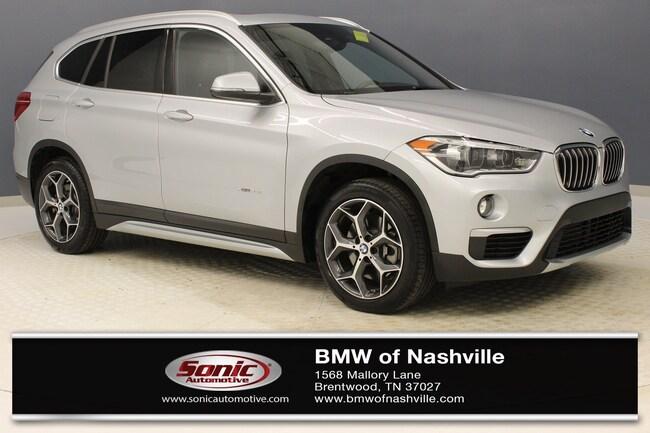 Certified Used 2017 BMW X1 SAV in Nashville