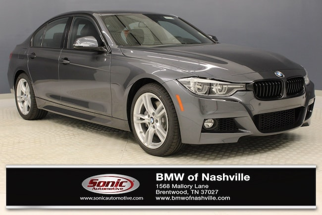 New 2018 BMW 340i 340i Sedan for sale in Brentwood, TN
