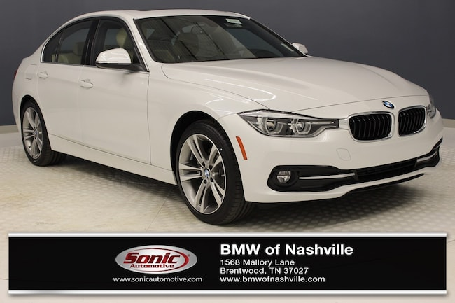 New 2018 BMW 328d Sedan for sale in Brentwood, TN