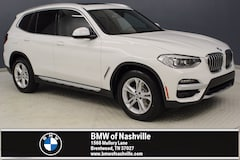 New 2021 BMW X3 sDrive30i SAV for sale in Brentwood, TN