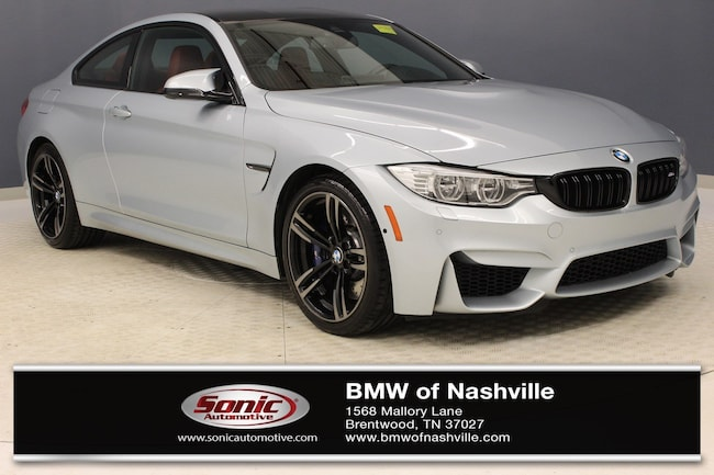 Certified Used 2016 BMW M4 Coupe in Nashville