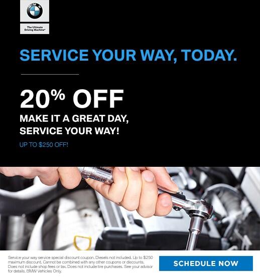 Auto Service Discounts