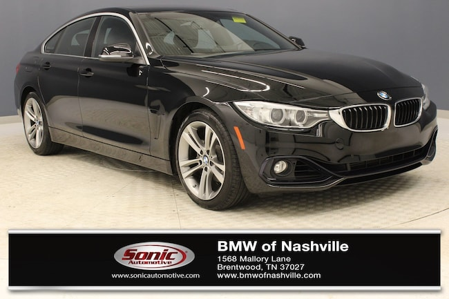 Used 2016 BMW 428i Gran Coupe in Nashville