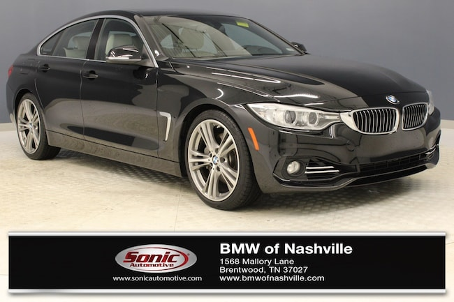 Used 2016 BMW 435i Gran Coupe in Nashville