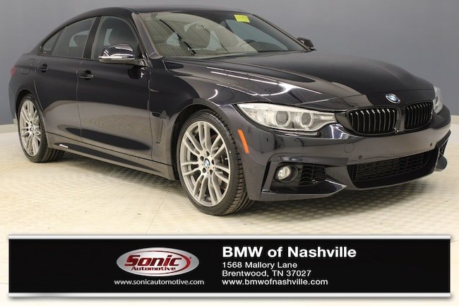 Certified Used 2016 BMW 428i Gran Coupe in Nashville