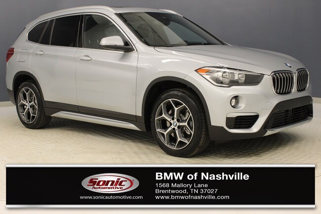 New 2019 BMW X1 xDrive28i SUV for sale in Brentwood, TN